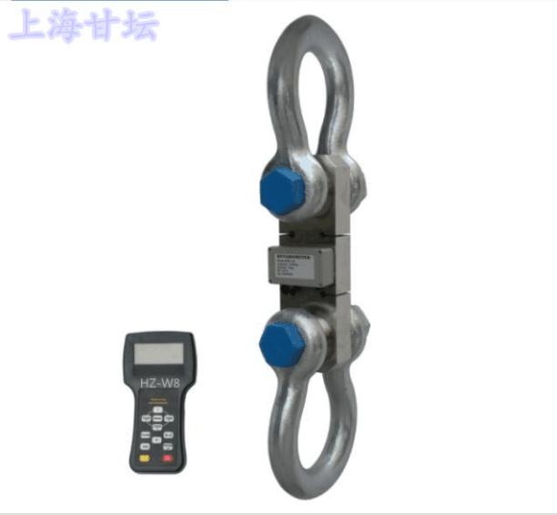 HZ-OCS电子拉力计,钢丝绳拉力计,50吨拉力计